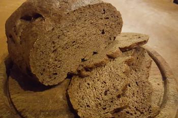 Chia-Mehl Brot