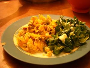 Bauernfrühstück